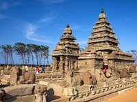South India Beach & Backwater Tour