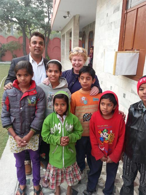 Manav Mandir Orphanage