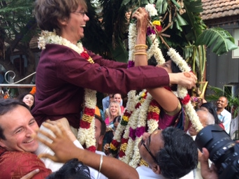 Marcell Wedding in India