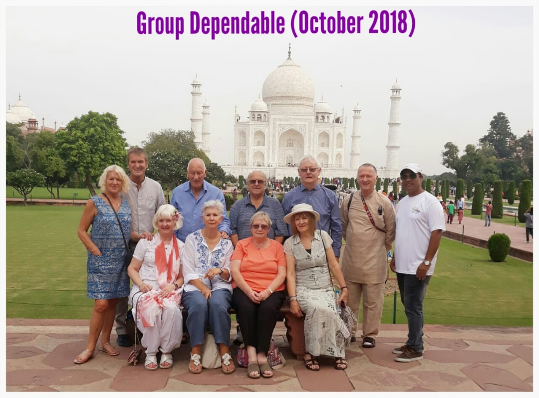 GROUP DEPENDABLE From UK