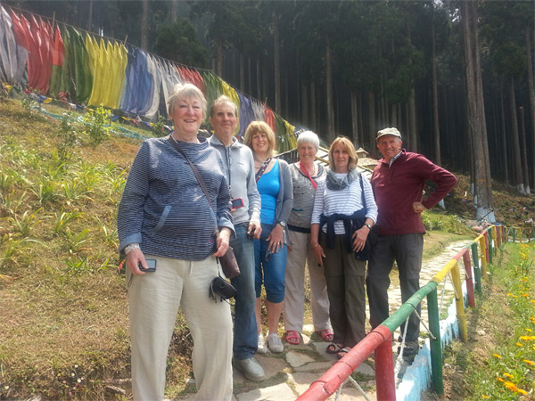 British Group in Sikkim