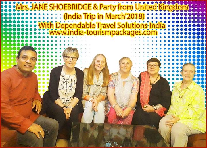 Mrs Shoebridge Friends, UK (Mar18)