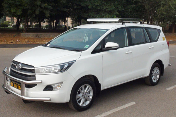 MUV-SUV Rental in India