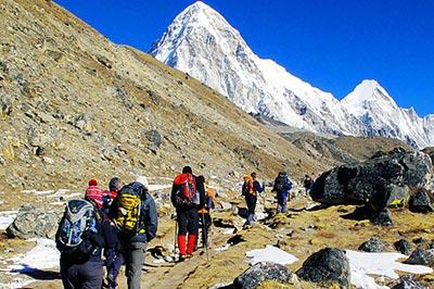Gaumukh Trek in Uttarakhand