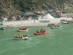 River Rafting Tour 2