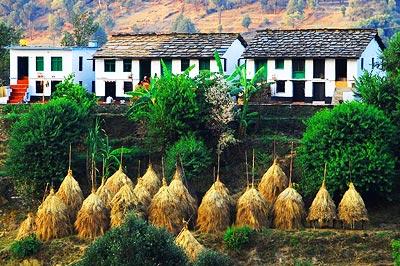 Indian Village Tour