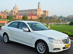 Luxury Car Rental in India