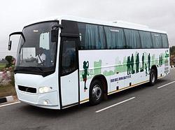 Luxury Coach Rental