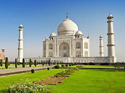 Trip of Taj Mahal