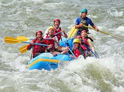 River Rafting Tour 1
