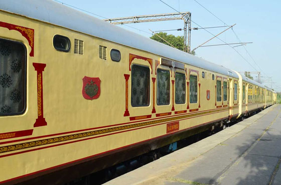 Luxury Train Tours India